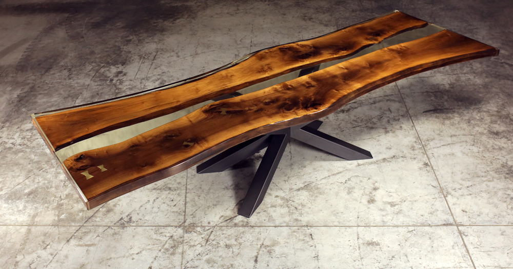 From Epoxy Resin Tables Gallery: